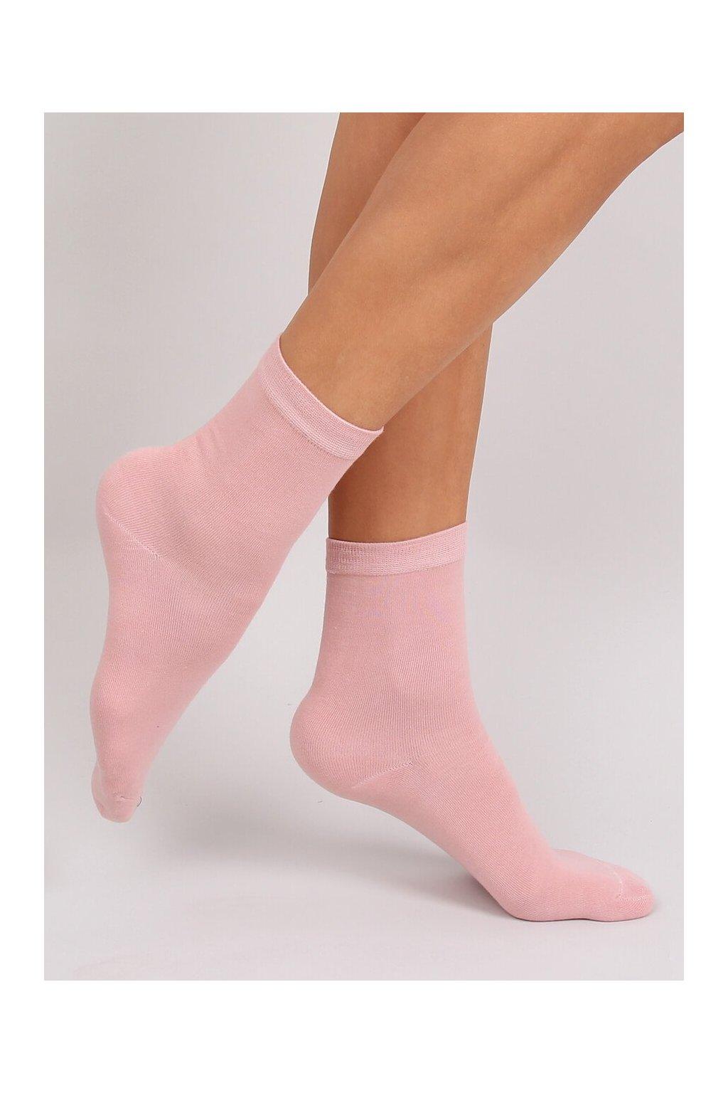Damske ponožky ružové SK-NX8512