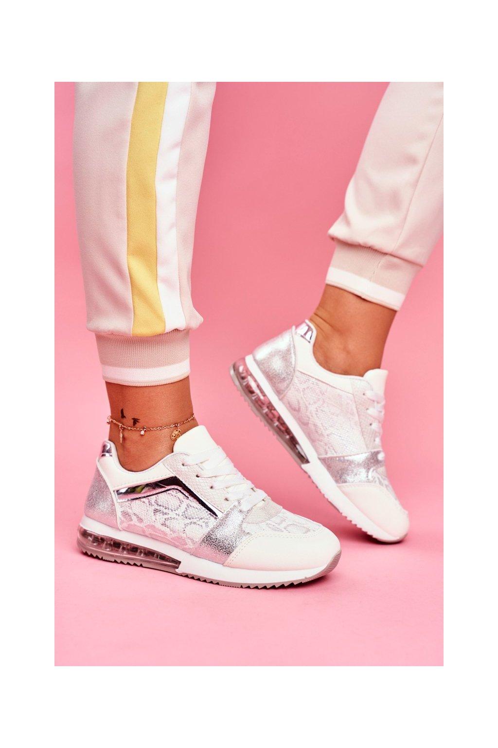 Dámska športová obuv Sneakers biela Helly