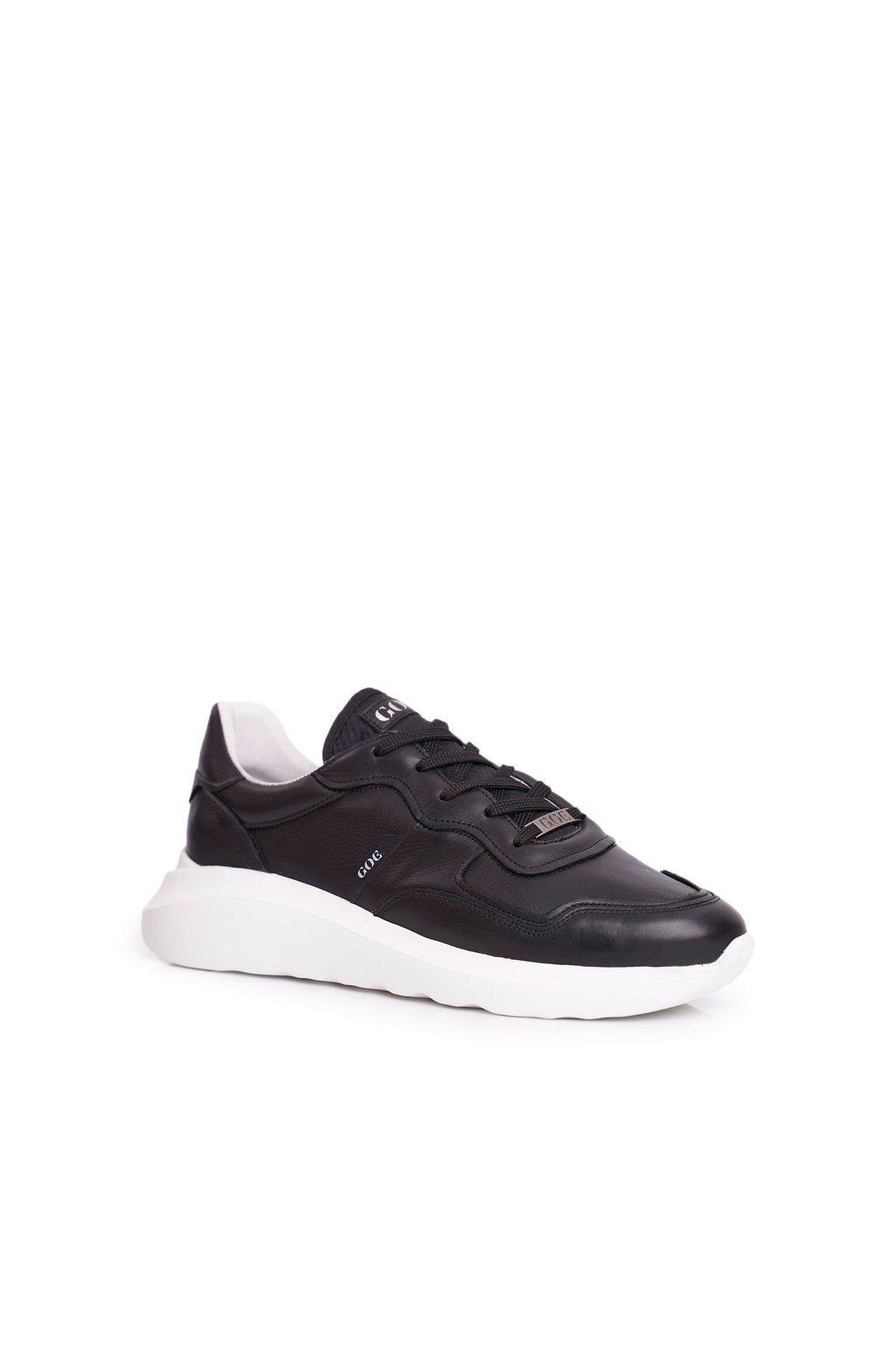 Čierna obuv kód topánok FF1N3008 BLK