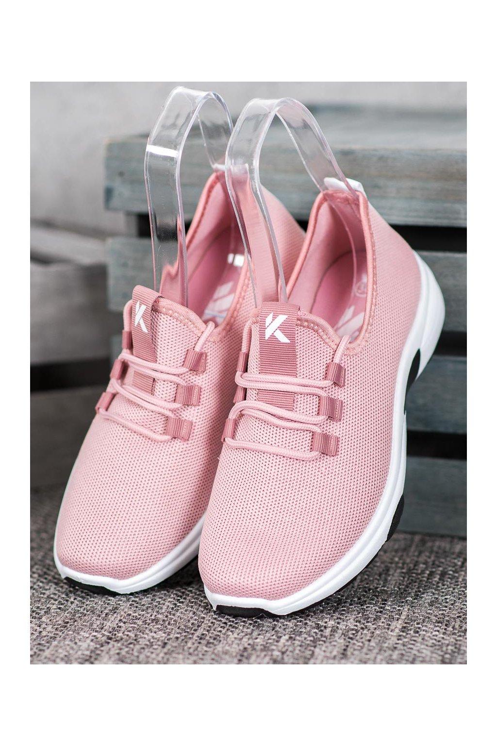 Ružové tenisky Kylie kod K2019901NU