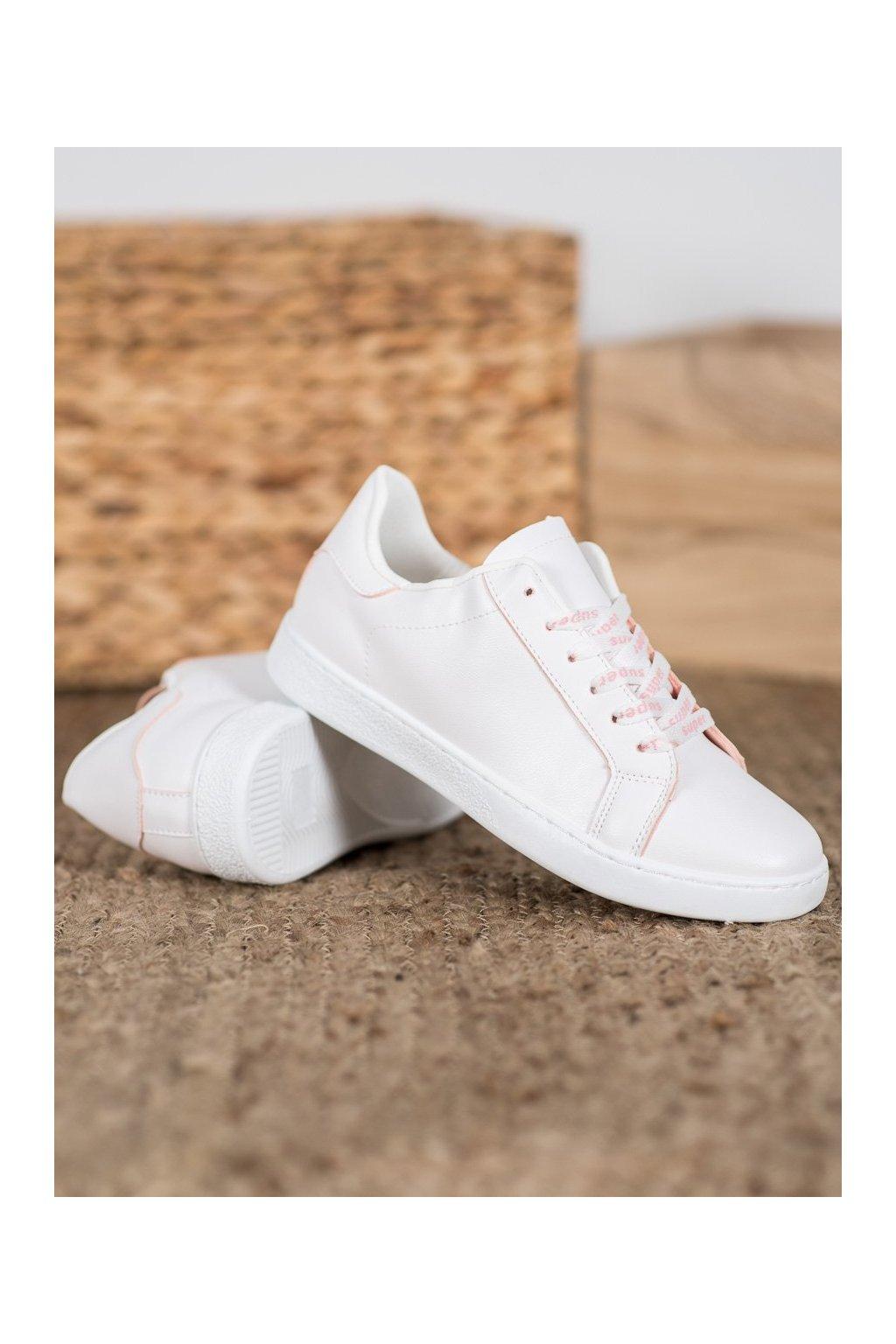 Ružové tenisky Shelovet kod 5G-1P
