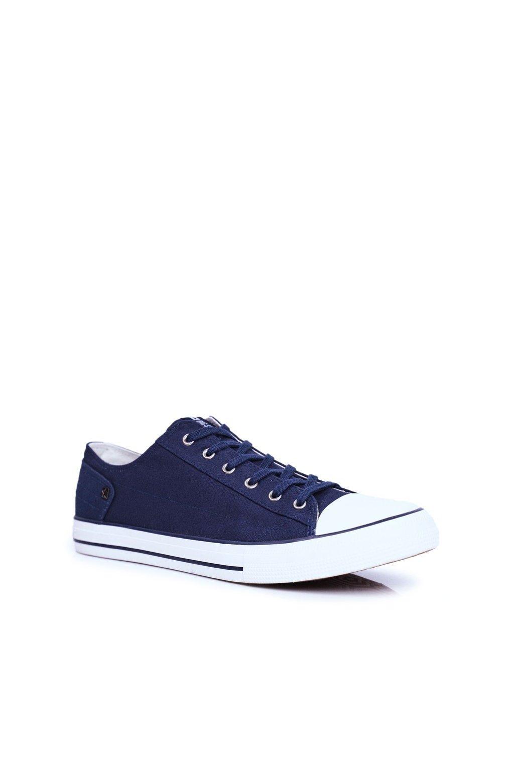 Modrá obuv kód topánok DD174270 NAVY