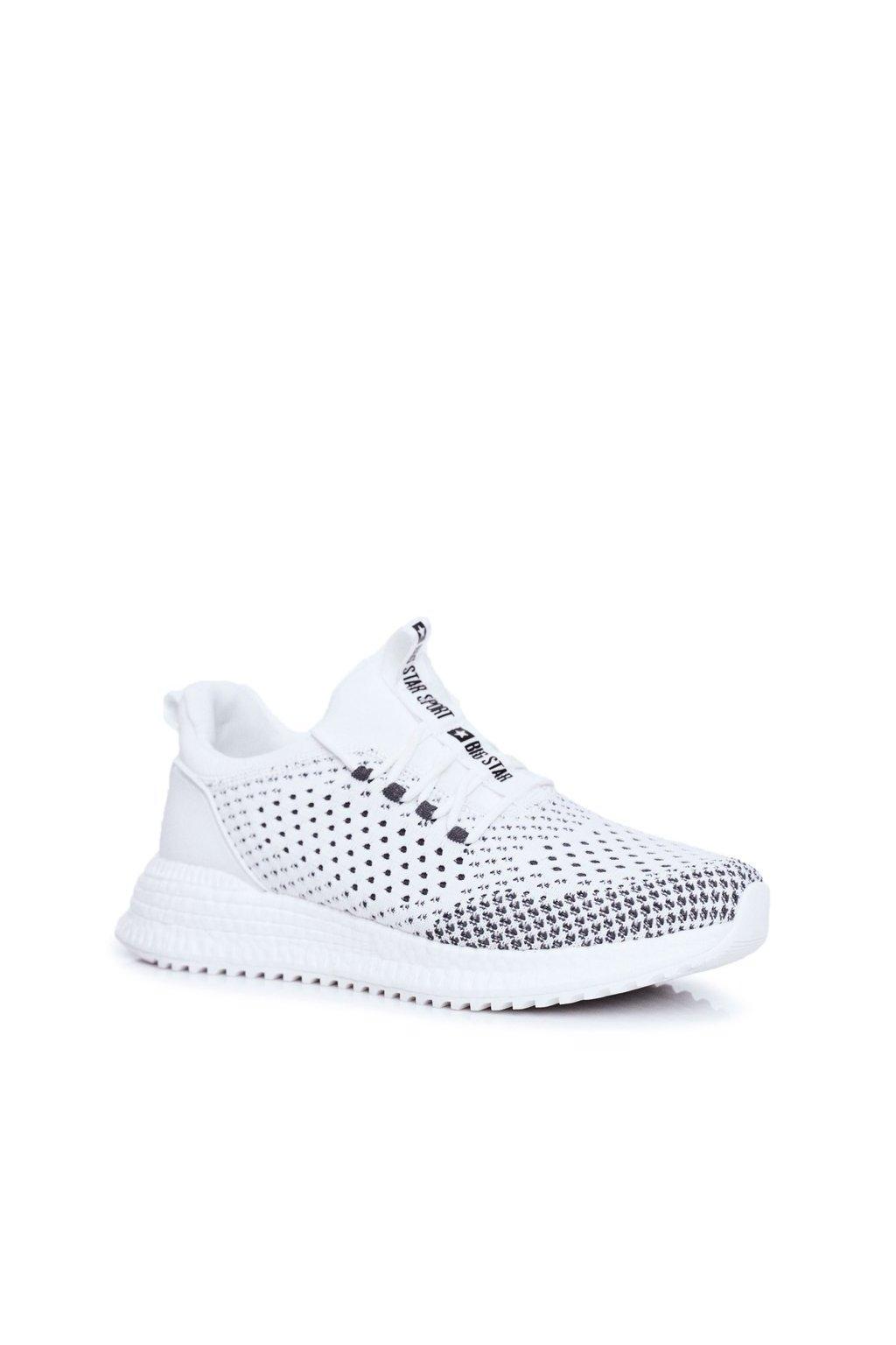 Biela obuv kód topánok FF174242 WHITE