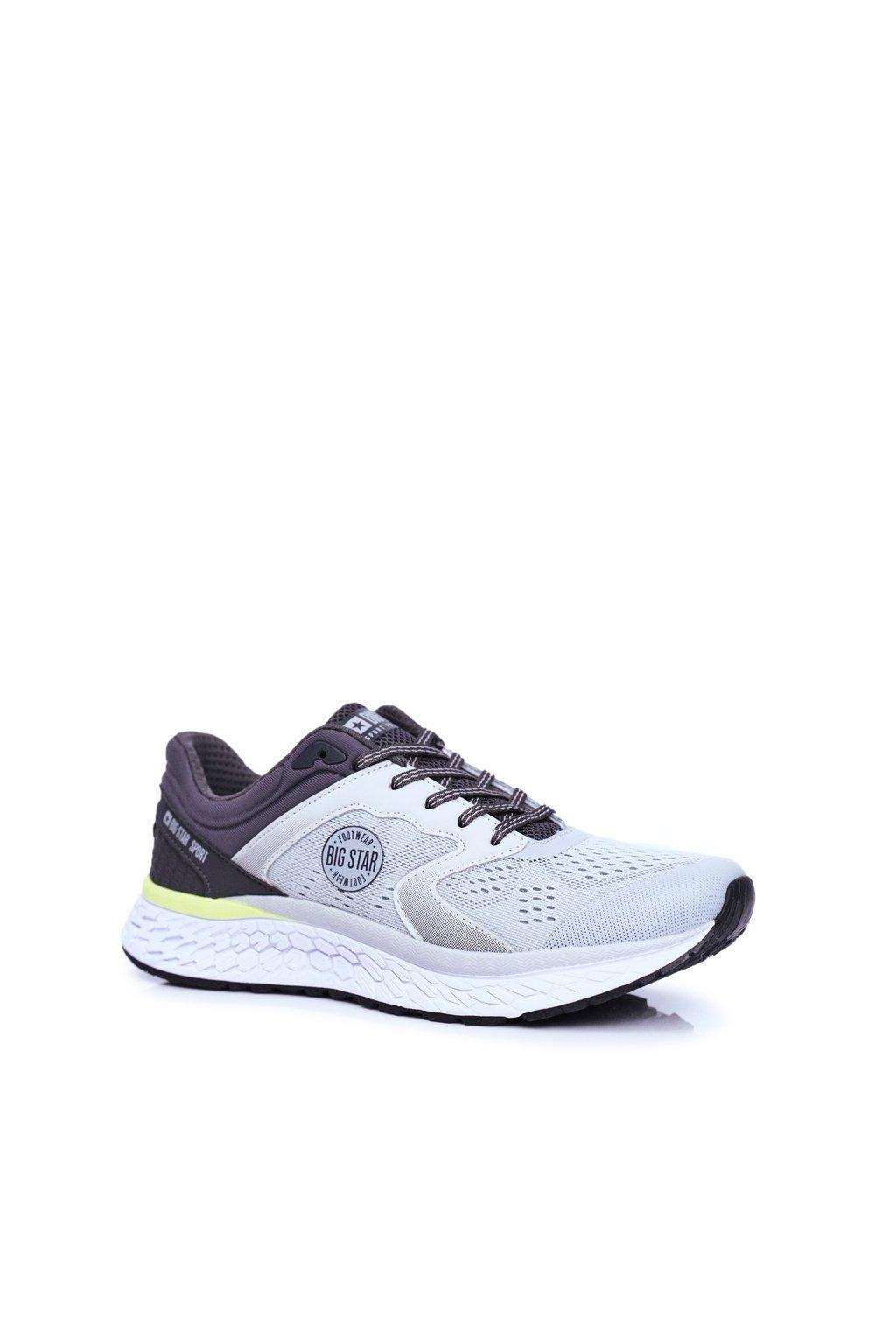 Sivá obuv kód topánok FF174227 GREY