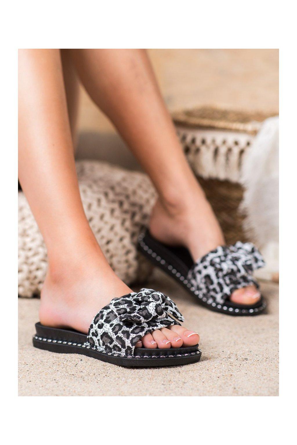 Sivé topánky Vinceza kod GAN20-30103G
