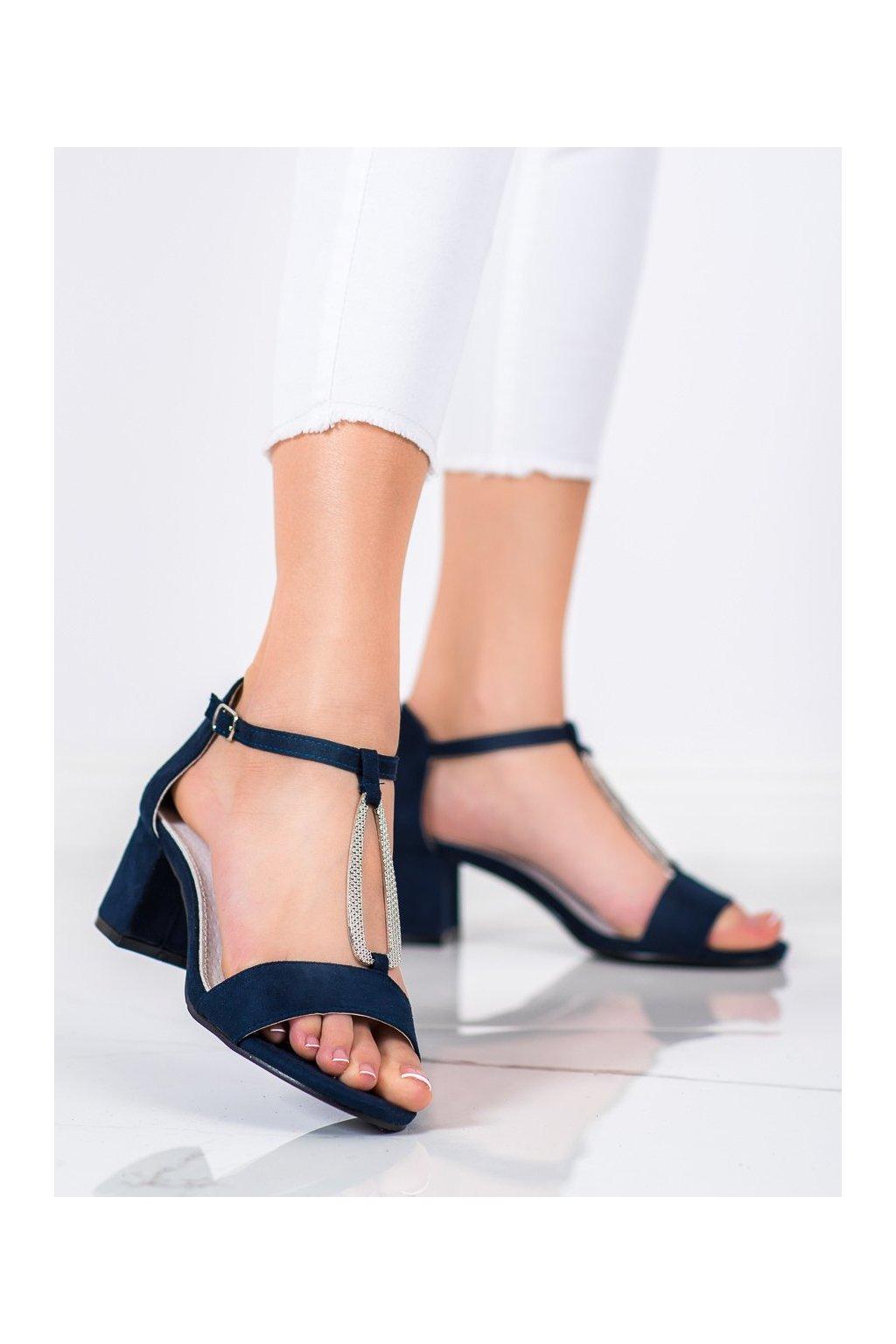 Modré sandále Goodin kod GD-FL1027N