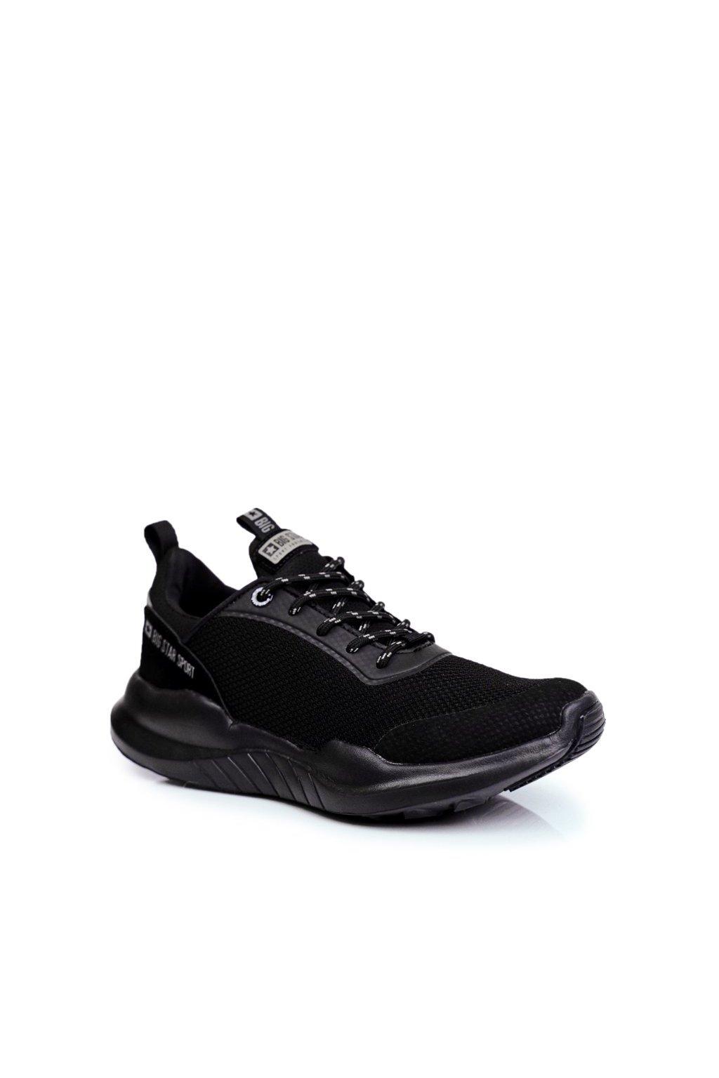 Čierna obuv kód topánok FF174177 BLK