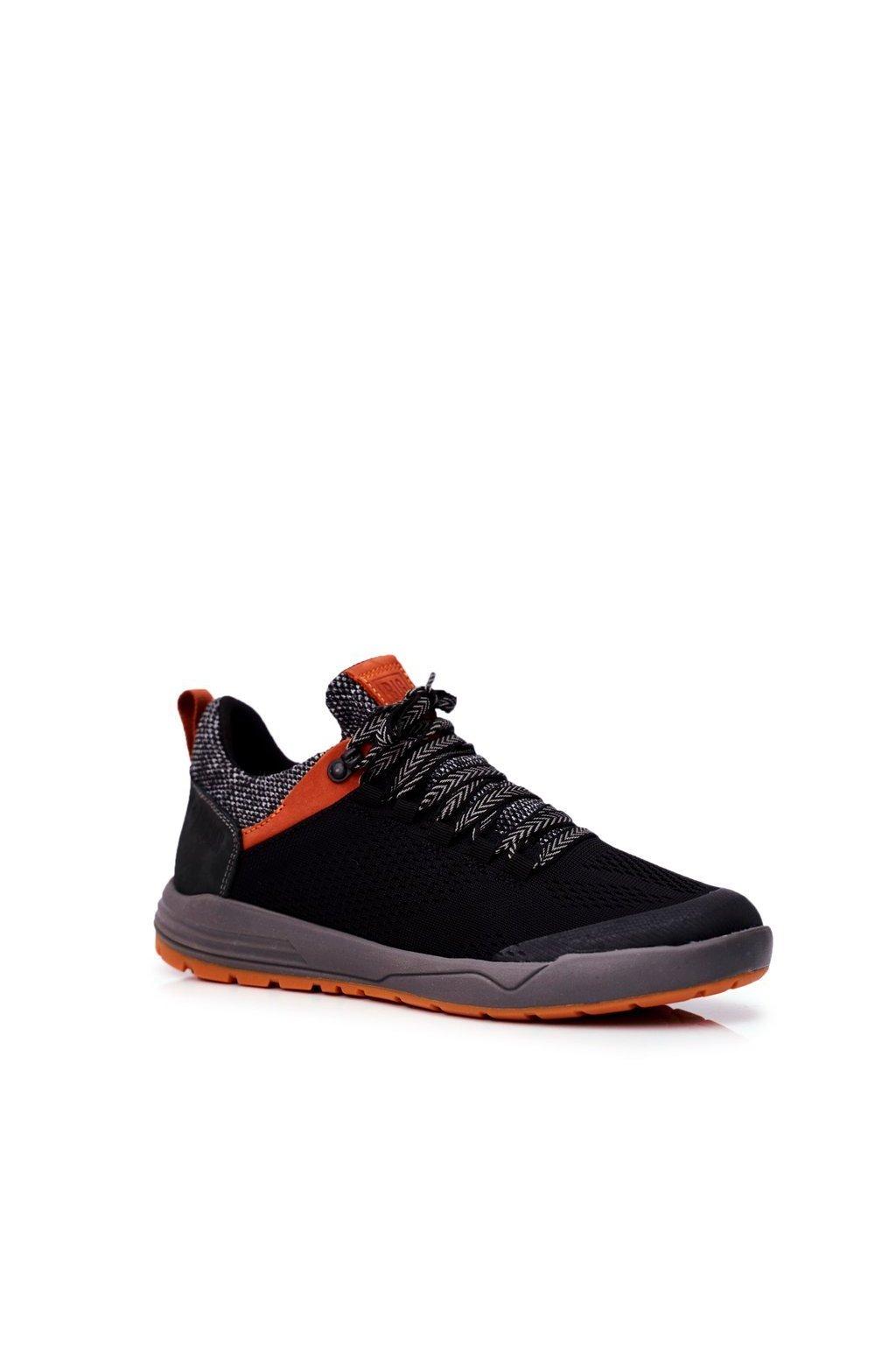 Čierna obuv kód topánok FF174279 BLK