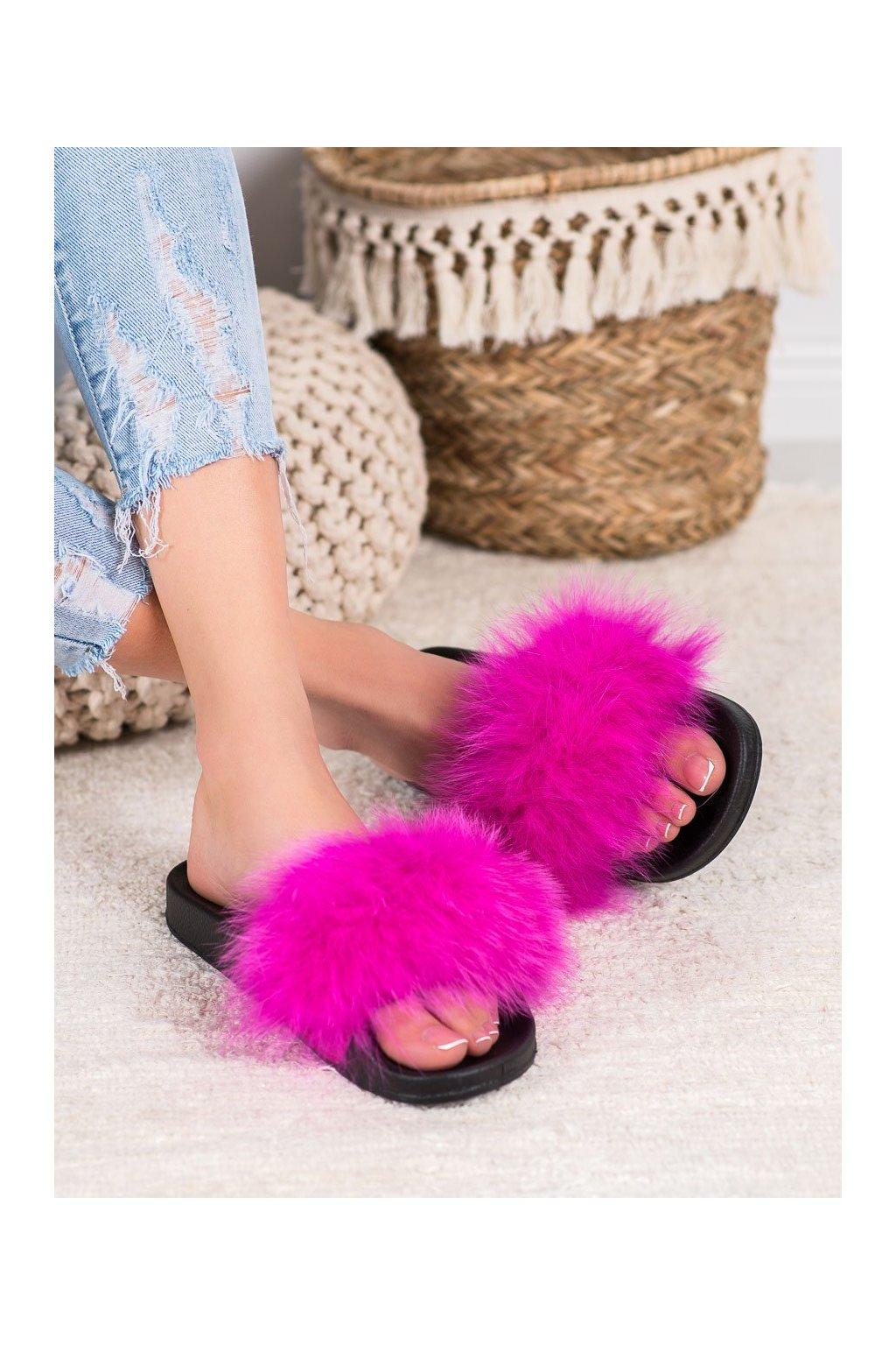 Ružové dámska obuv na doma Seastar kod RL-01FU