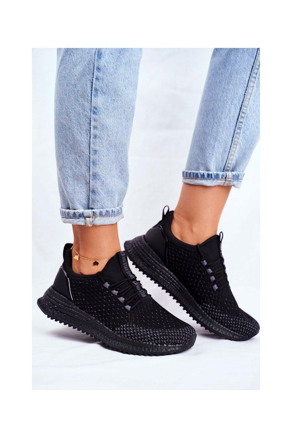 Dámska športová obuv B. Star Čierne NJSK FF274962