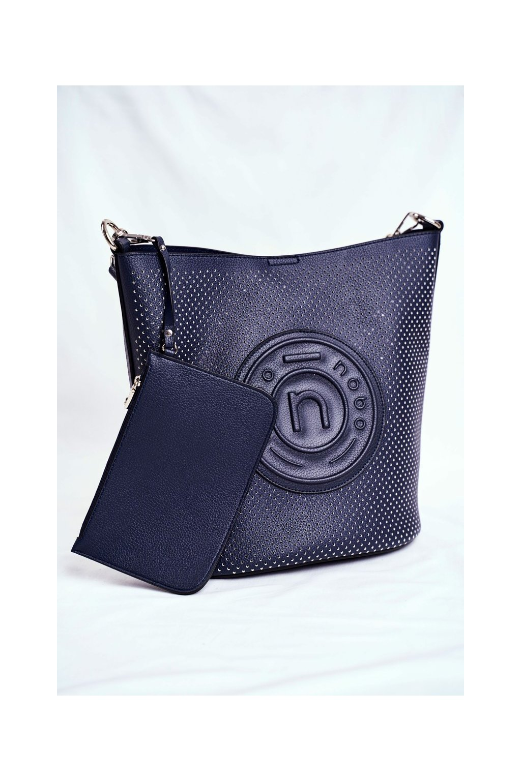 Dámska kabelka modrá kód kabelky NBAG-I4240-C013 NAVY