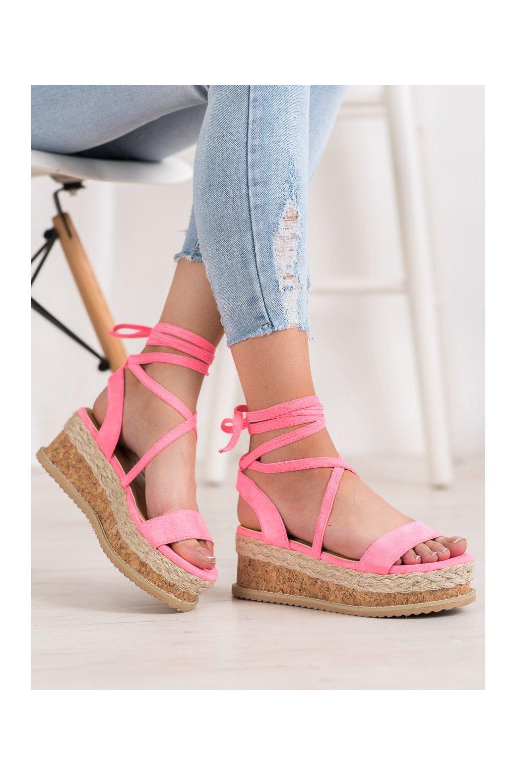 Ružové sandále Seastar kod GP04F