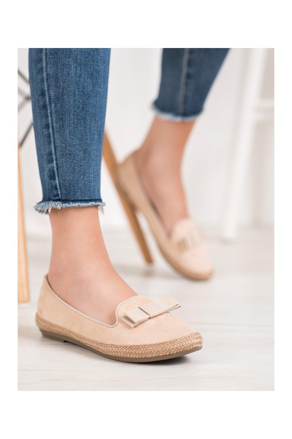Hnedé topánky Vinceza kod YQ520-13321BE