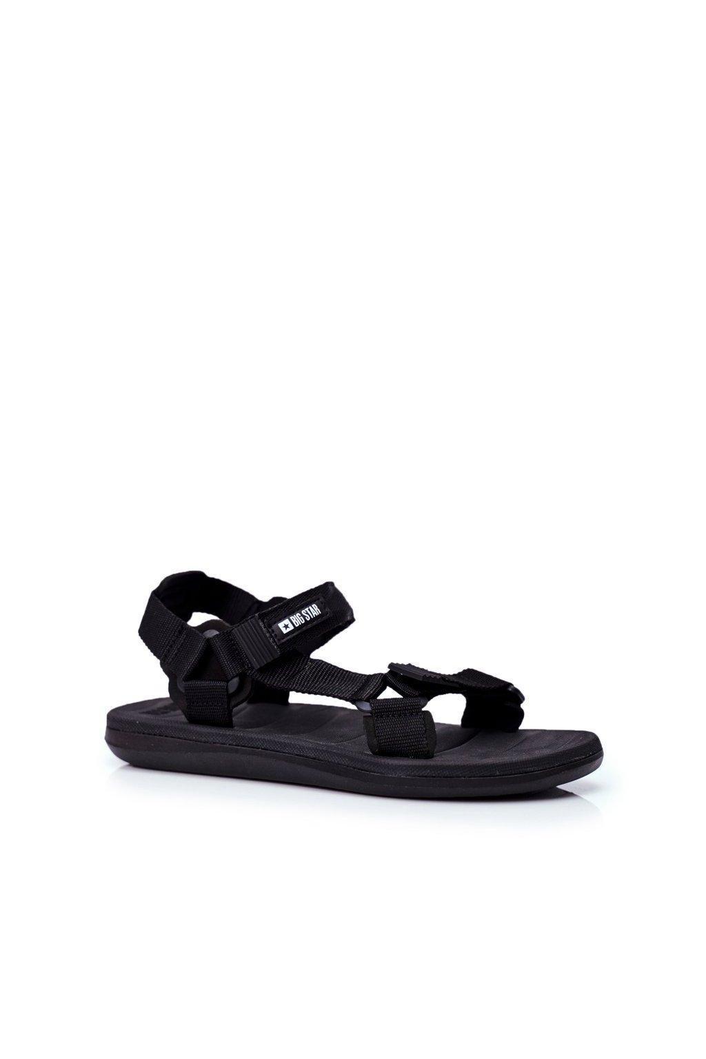 Čierna obuv kód topánok FF174499 BLK
