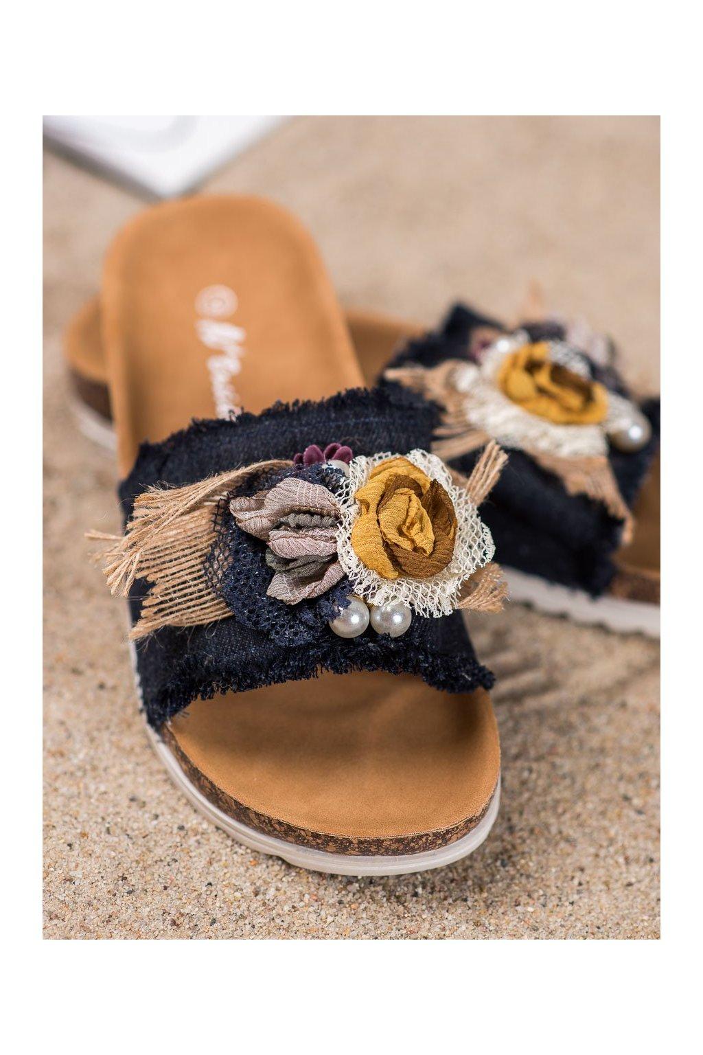 Čierne topánky Shelovet kod YQ270N