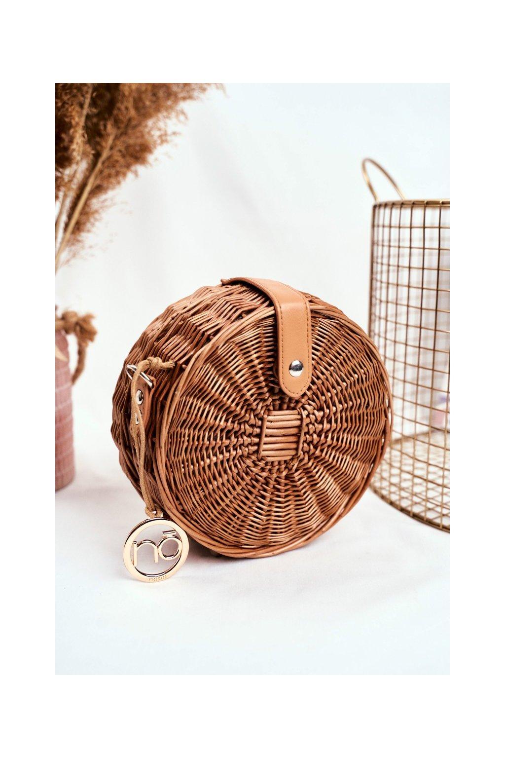Dámska kabelka hnedá kód kabelky NOBO-NBAG-XI0740-C020