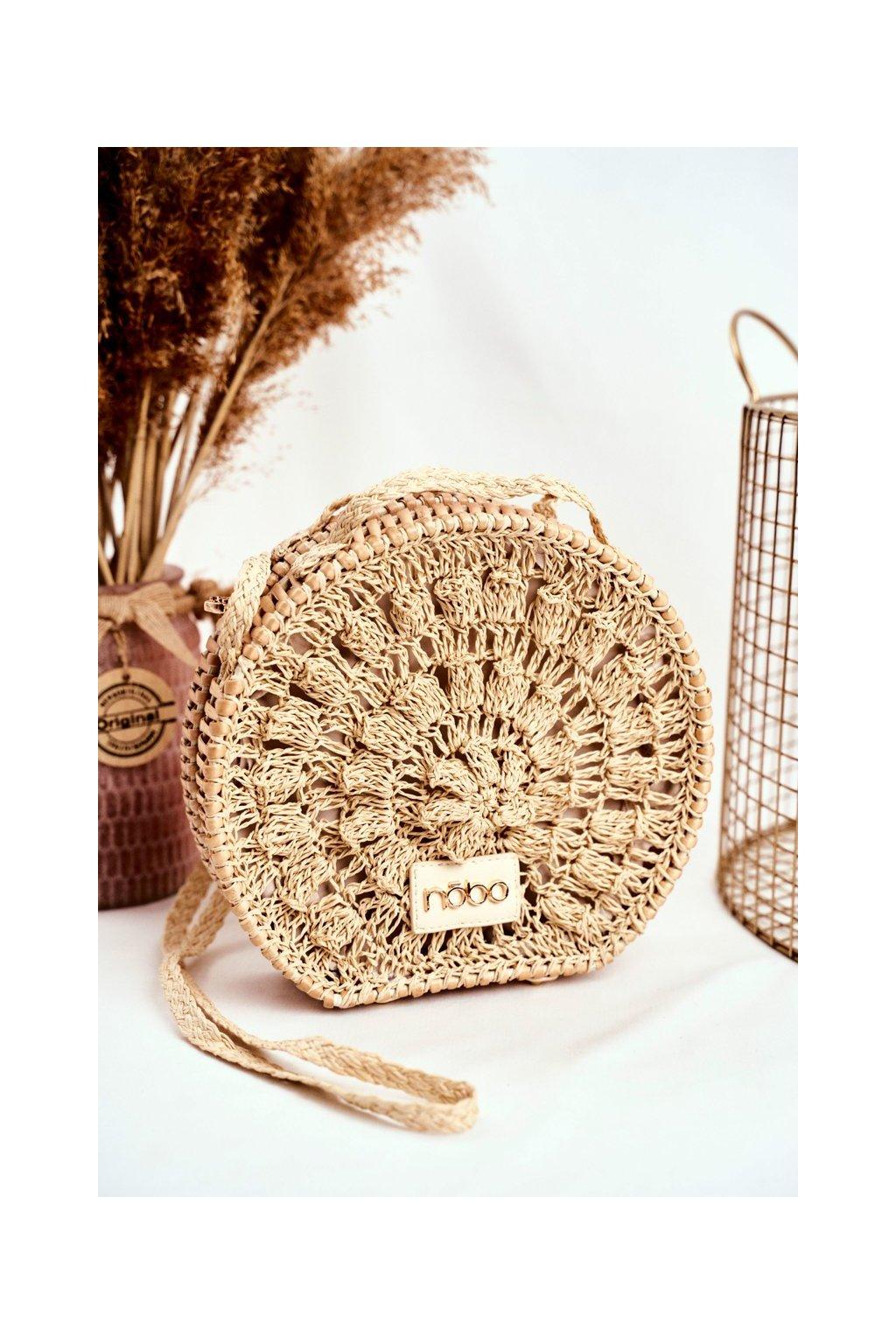 Dámska kabelka hnedá kód kabelky NOBO-NBAG-XI0440-C015