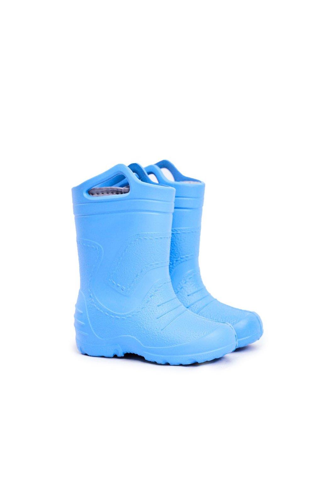 Modrá obuv kód topánok 51051 BLUE