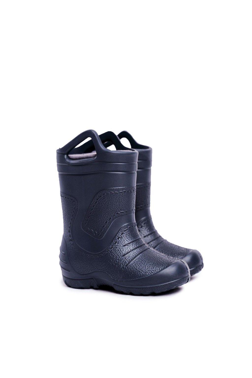 Modrá obuv kód topánok 51051 NAVY