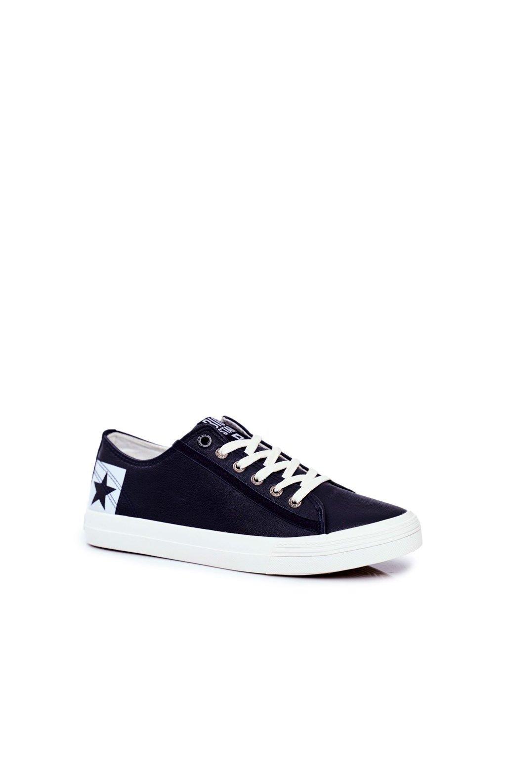 Modrá obuv kód topánok EE174159