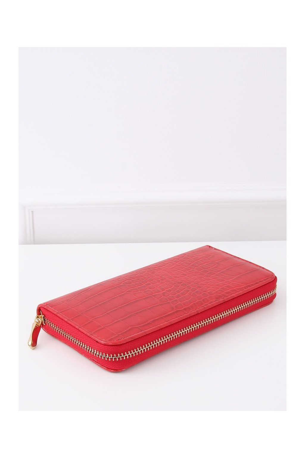 Dámska peňaženka červená NJSK PF-2019-012