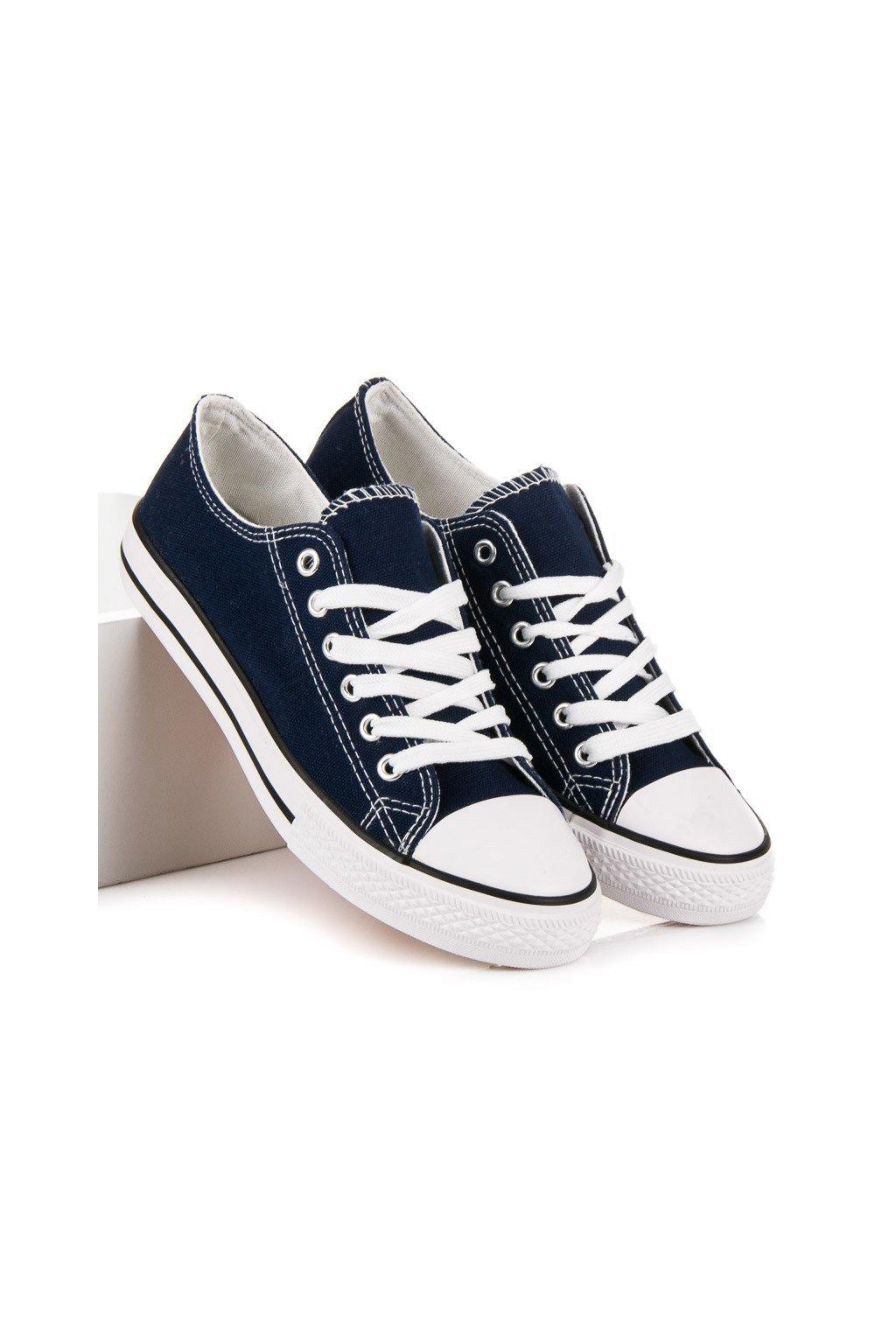 Modré tenisky Shelovet NJSK JD05N