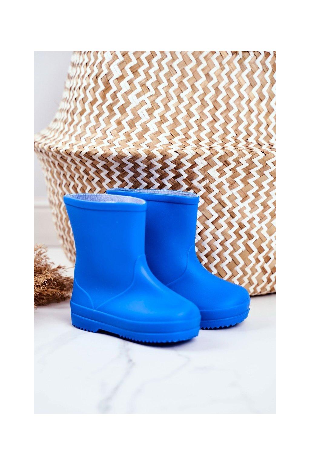 Modrá obuv kód topánok HQ-105 D.BLUE