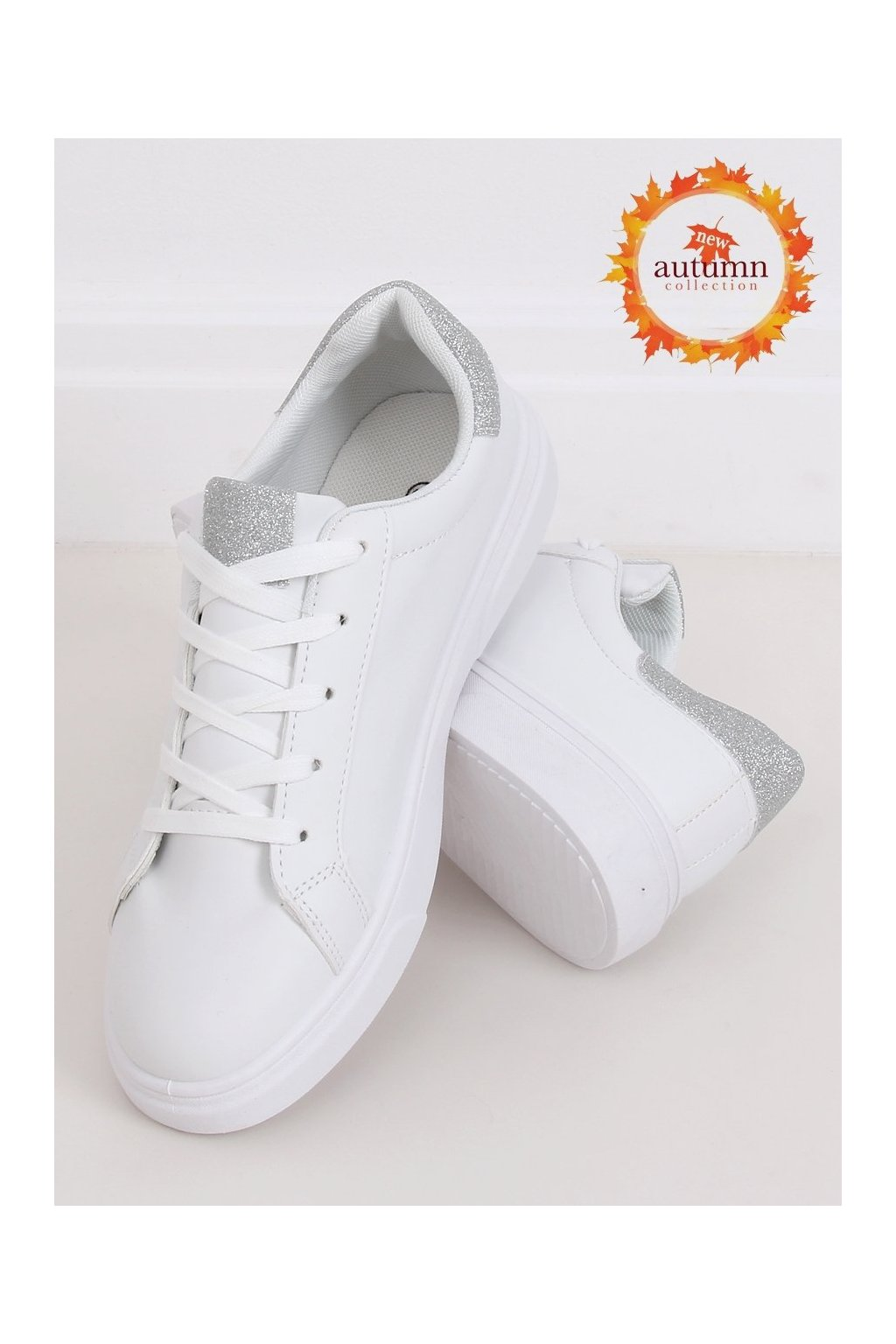 Dámske tenisky biele C941