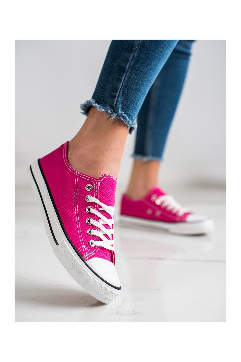 Ružové tenisky J. star kod LD8A07FU