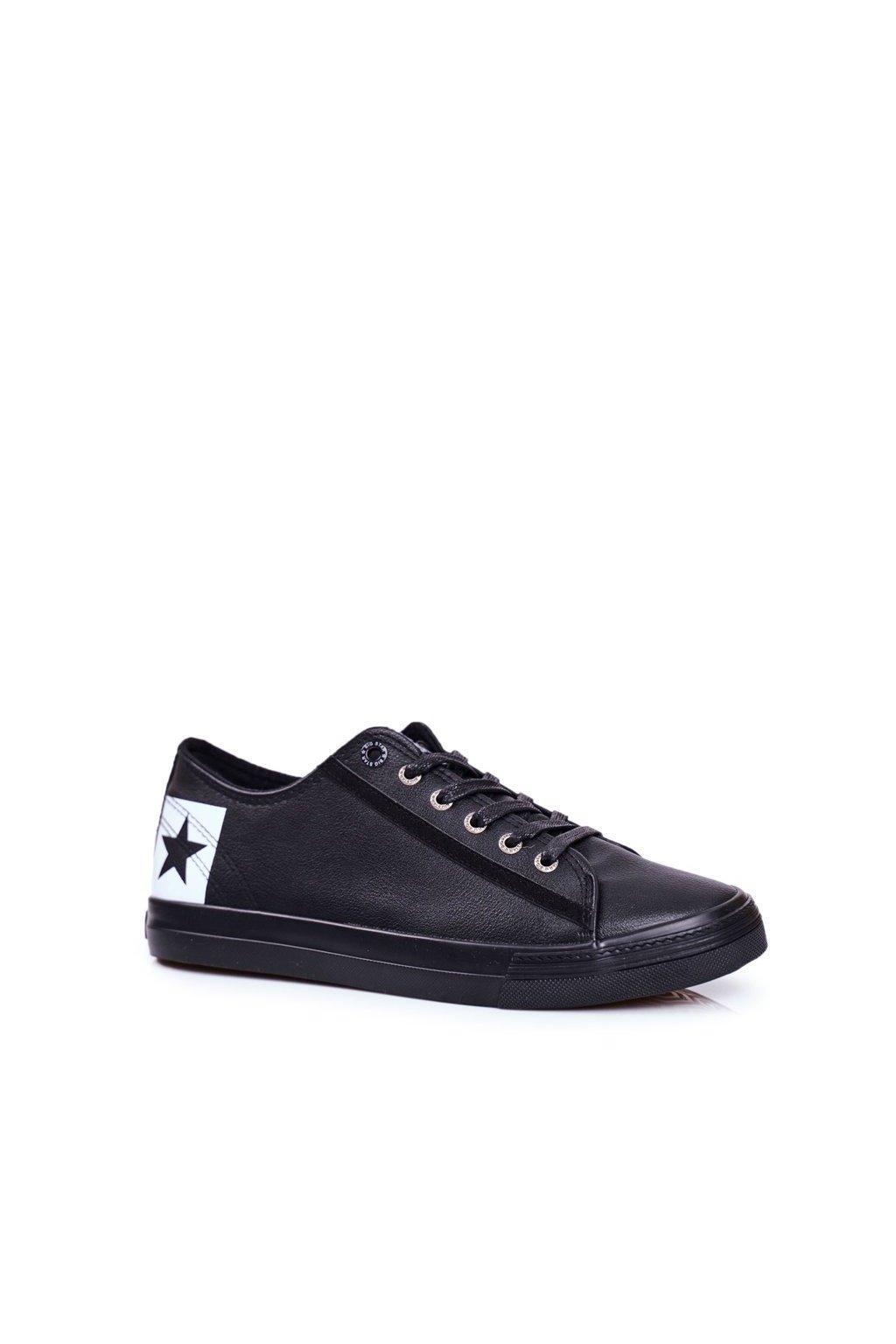 Čierna obuv kód topánok EE174160