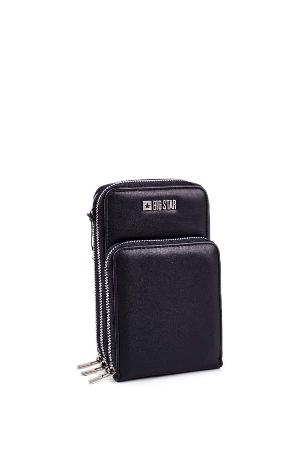 Dámska kabelka čierna kód kabelky GG674004 BLK