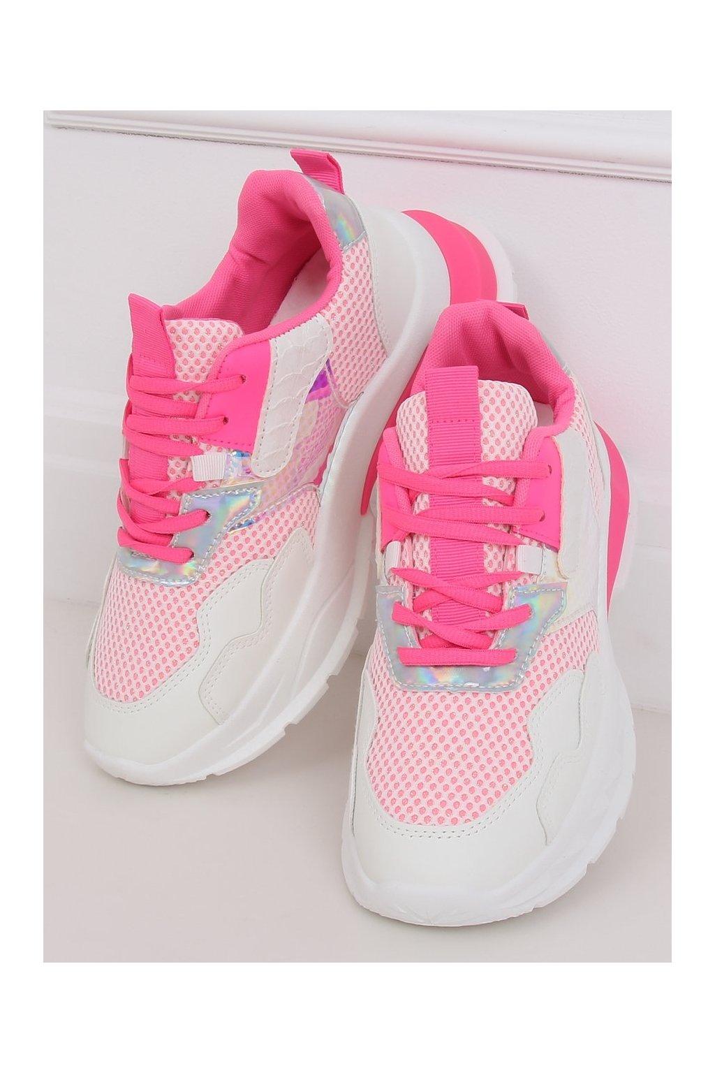 Dámske tenisky ružové BH003