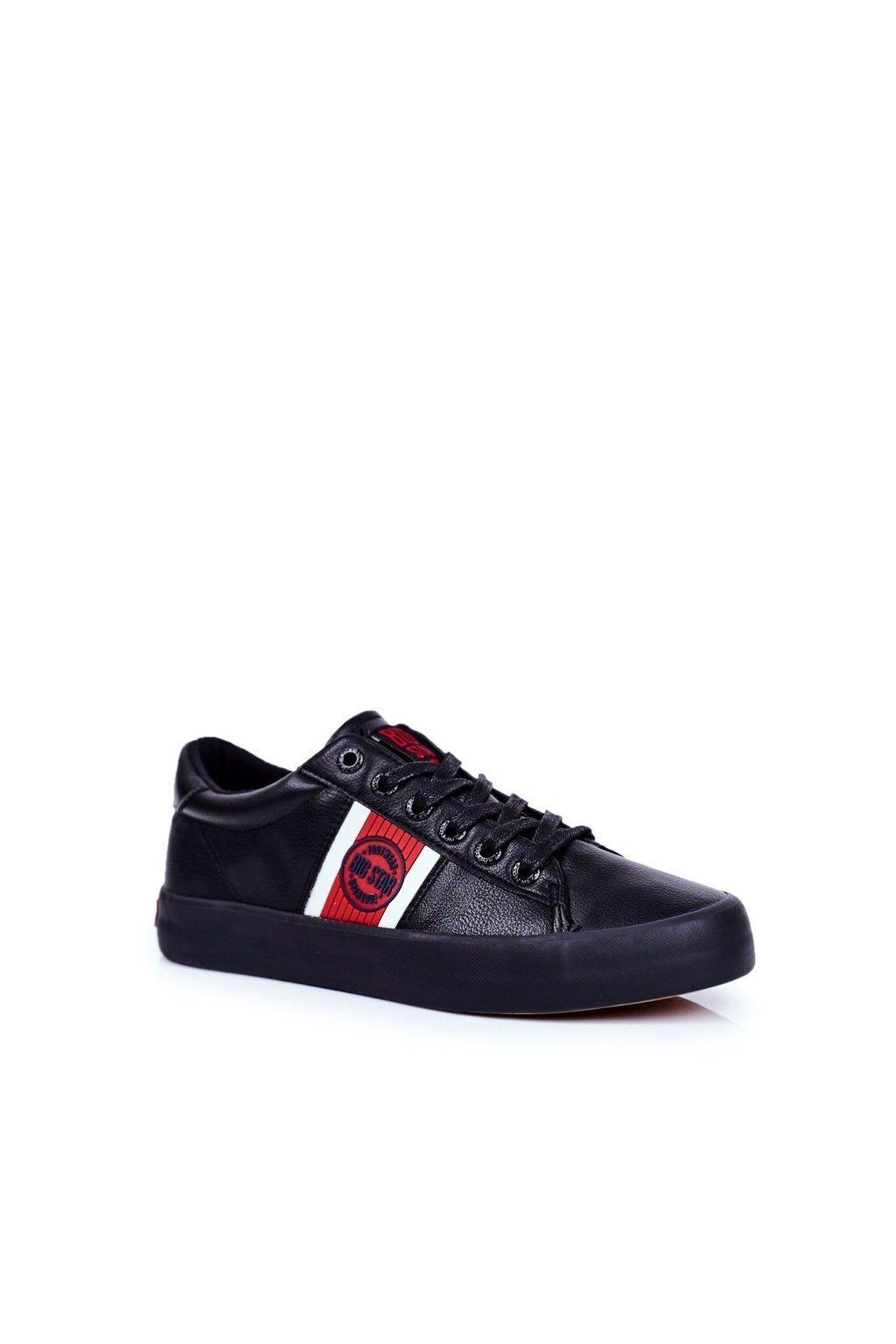 Čierna obuv kód topánok GG174111 BLK