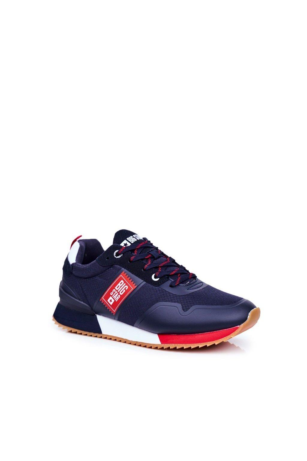 Modrá obuv kód topánok GG174182 NAVY