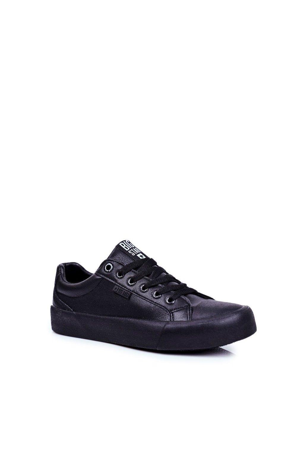 Čierna obuv kód topánok GG174082 BLK