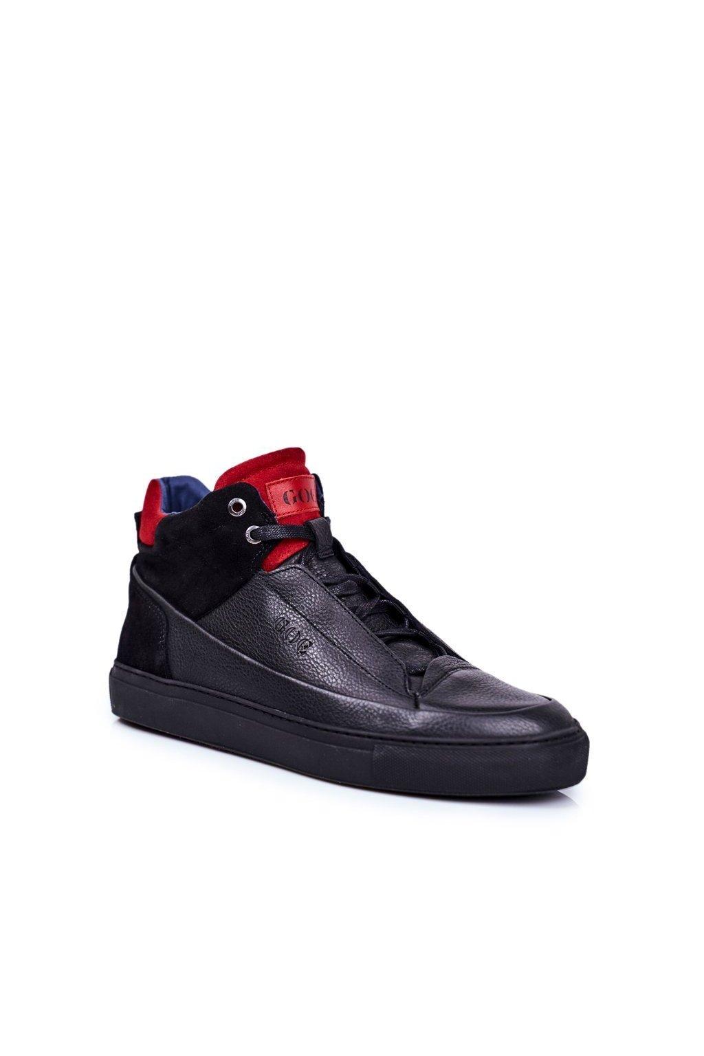 Čierna obuv kód topánok GG1N3114 BLK