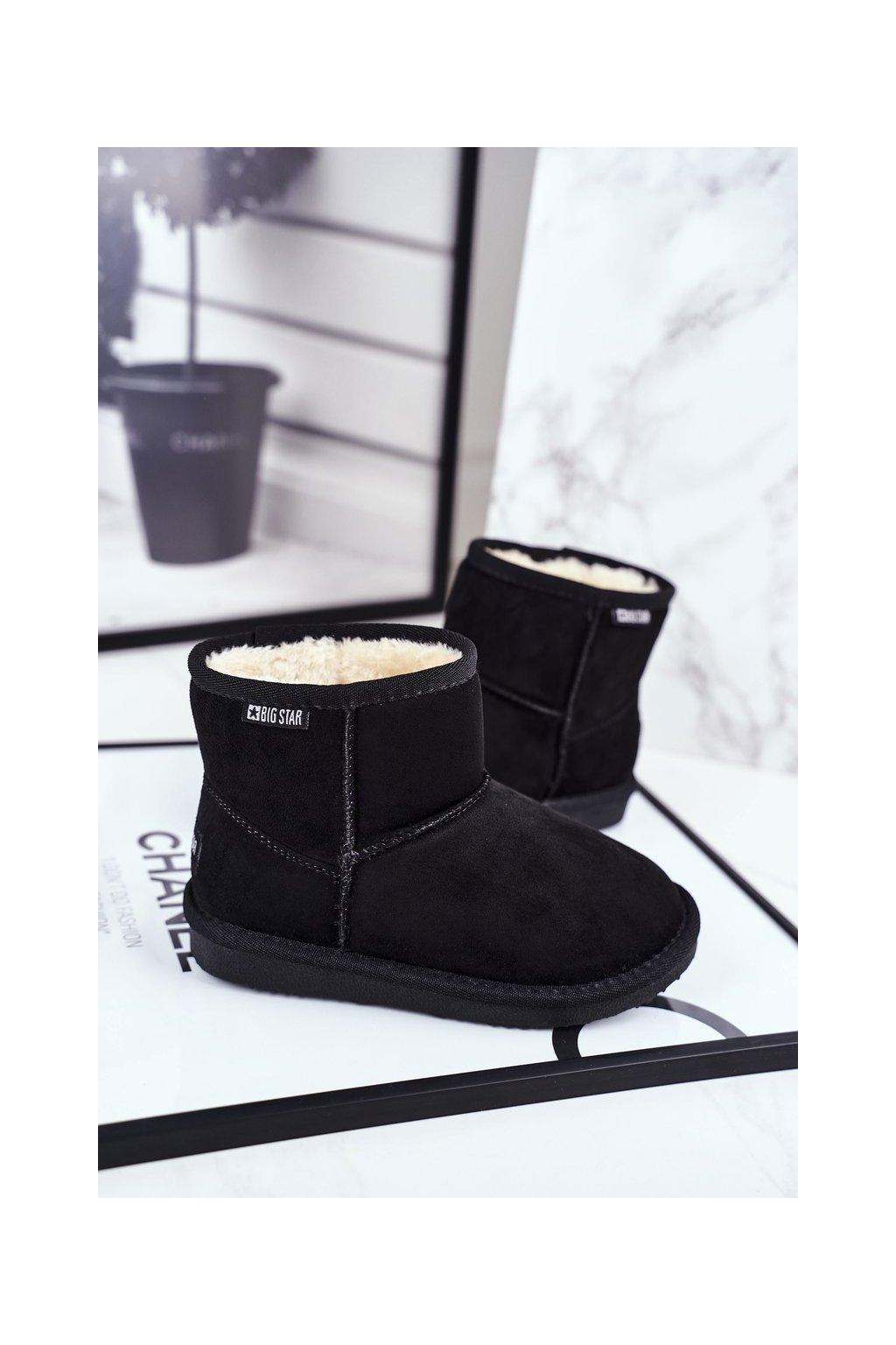 Čierna obuv kód topánok GG374081 BLK