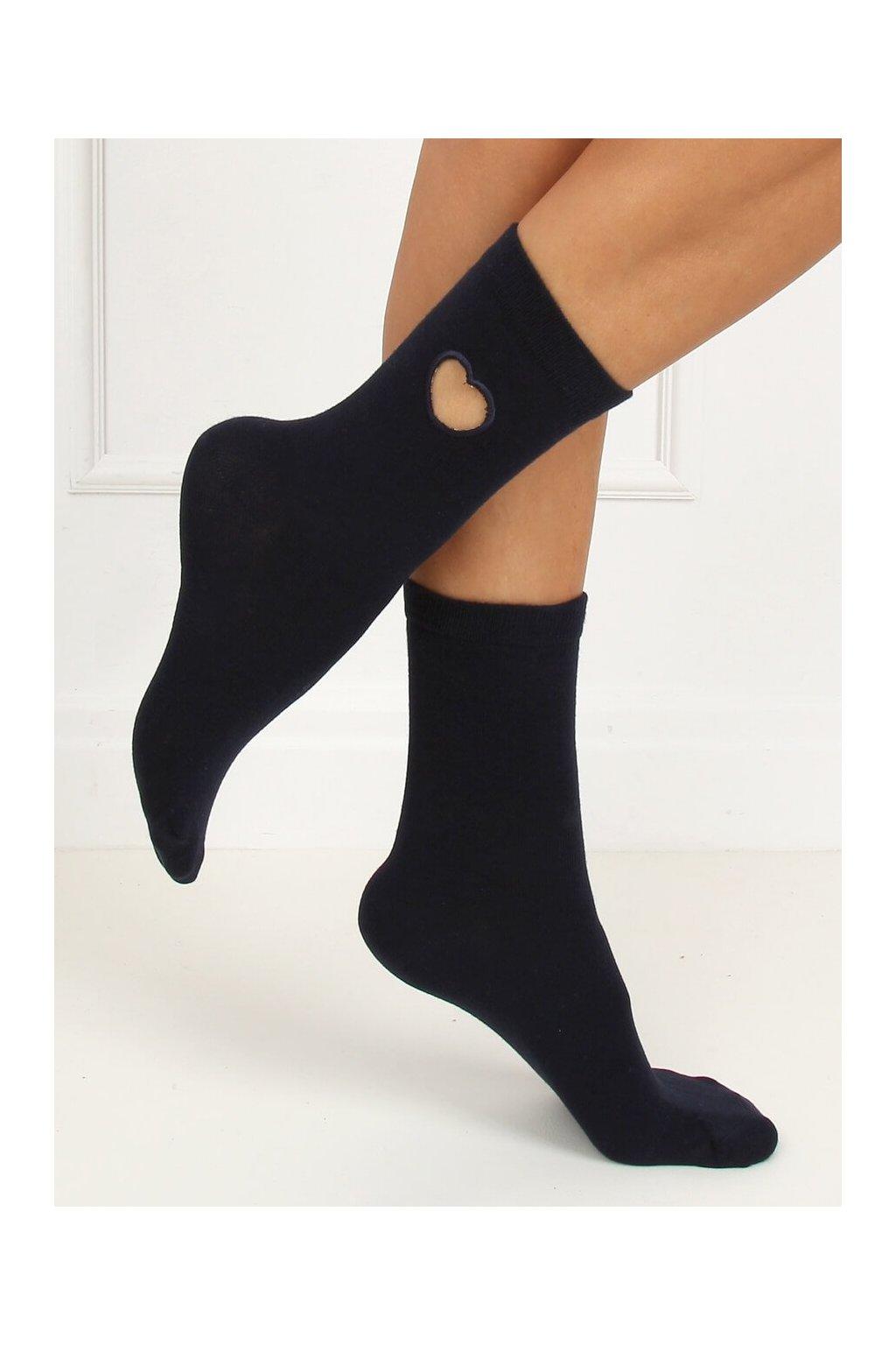 Damske ponožky modré SK-NPX95