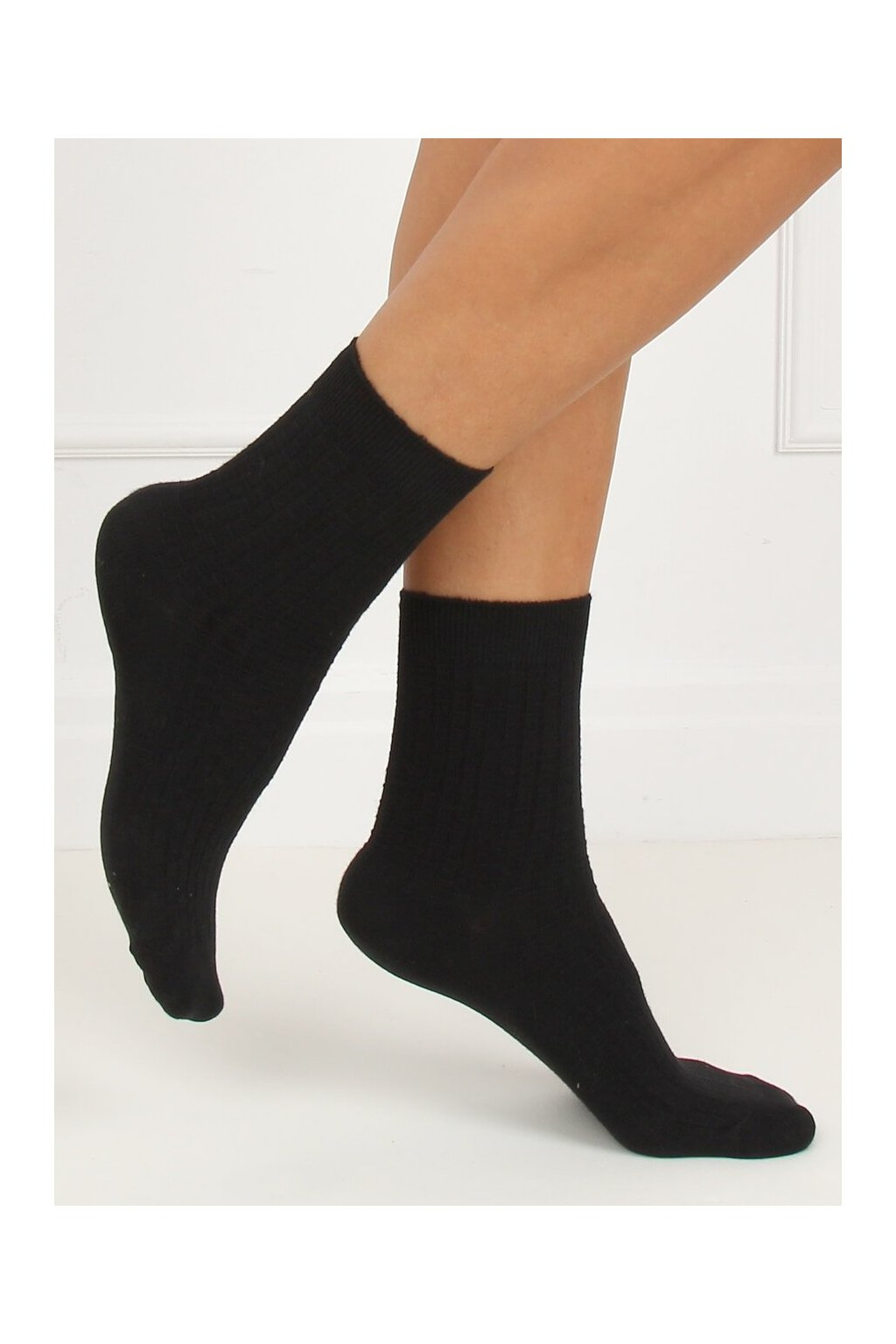 Damske ponožky sivé SK-N8808