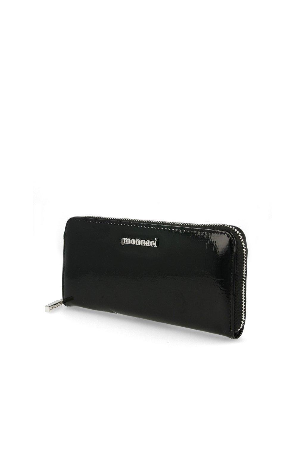 Peňaženka farba čierna kód PUR0100-020