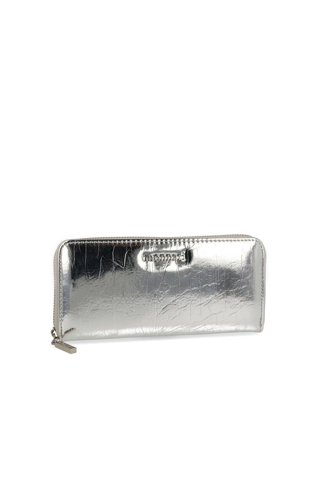 Peňaženka farba sivá kód PUR0100-M22