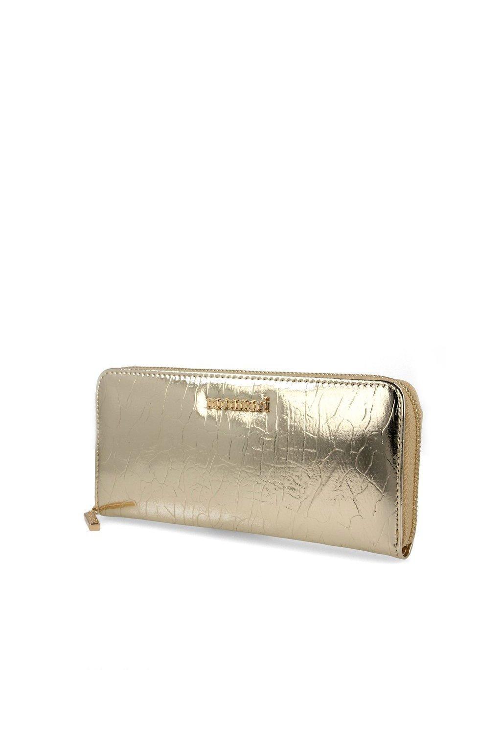 Peňaženka farba žltá kód PUR0100-M23
