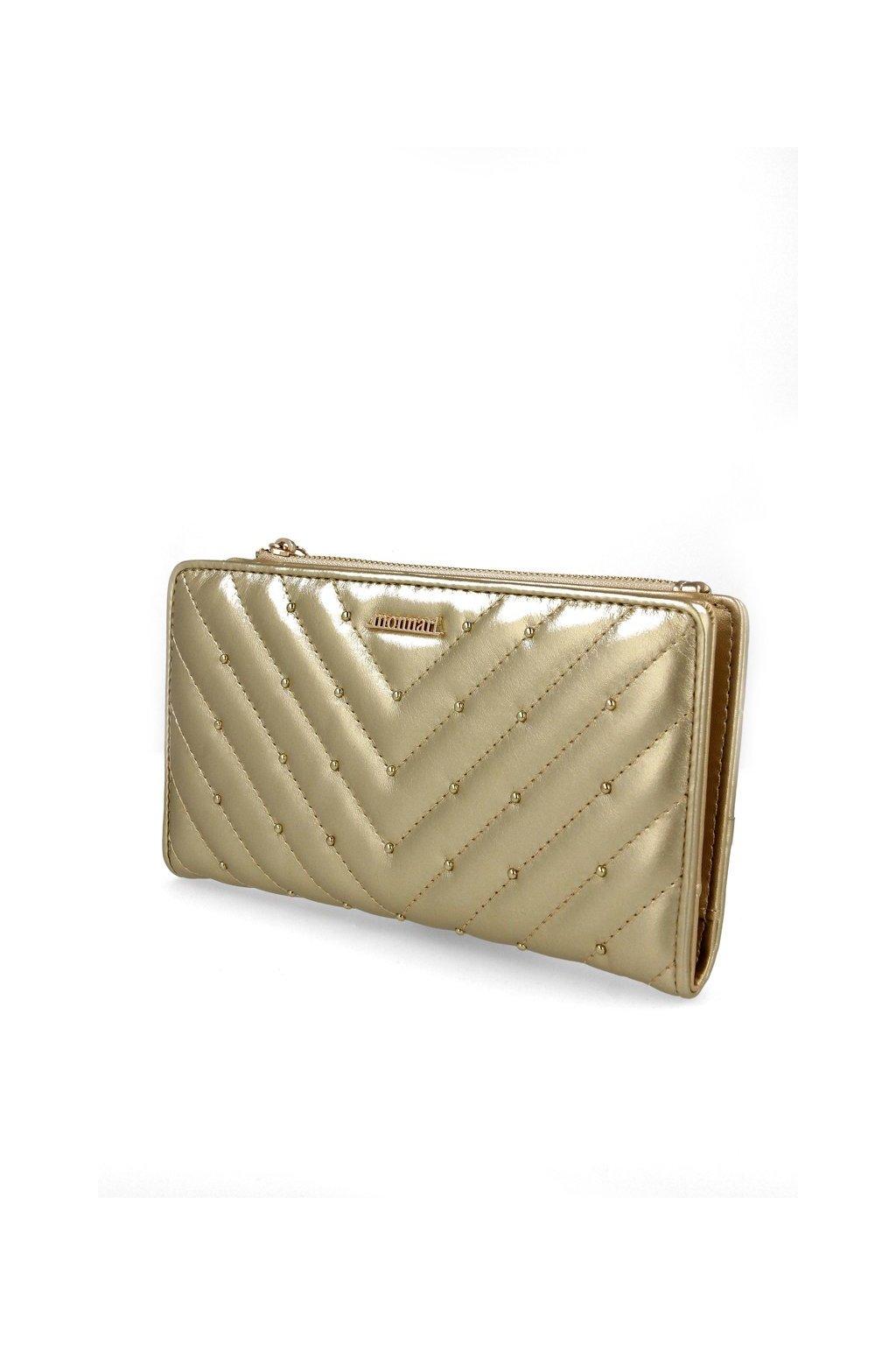 Peňaženka farba žltá kód PUR0010-023