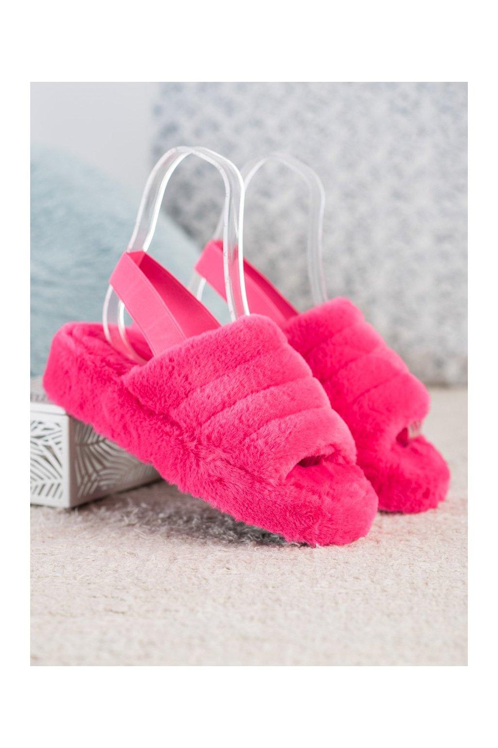 Ružové dámska obuv na doma Seastar kod BG69F