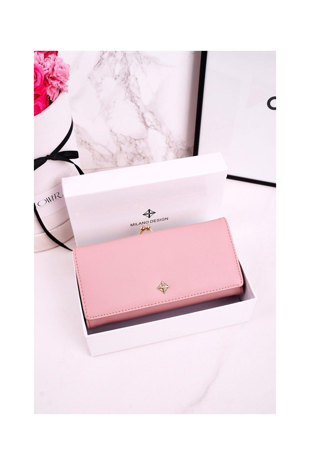 Peňaženka farba ružová kód SF1854-FT PINK