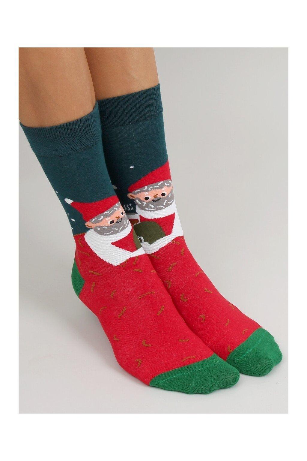 Damske ponožky viacfarebné SK-SNC5698