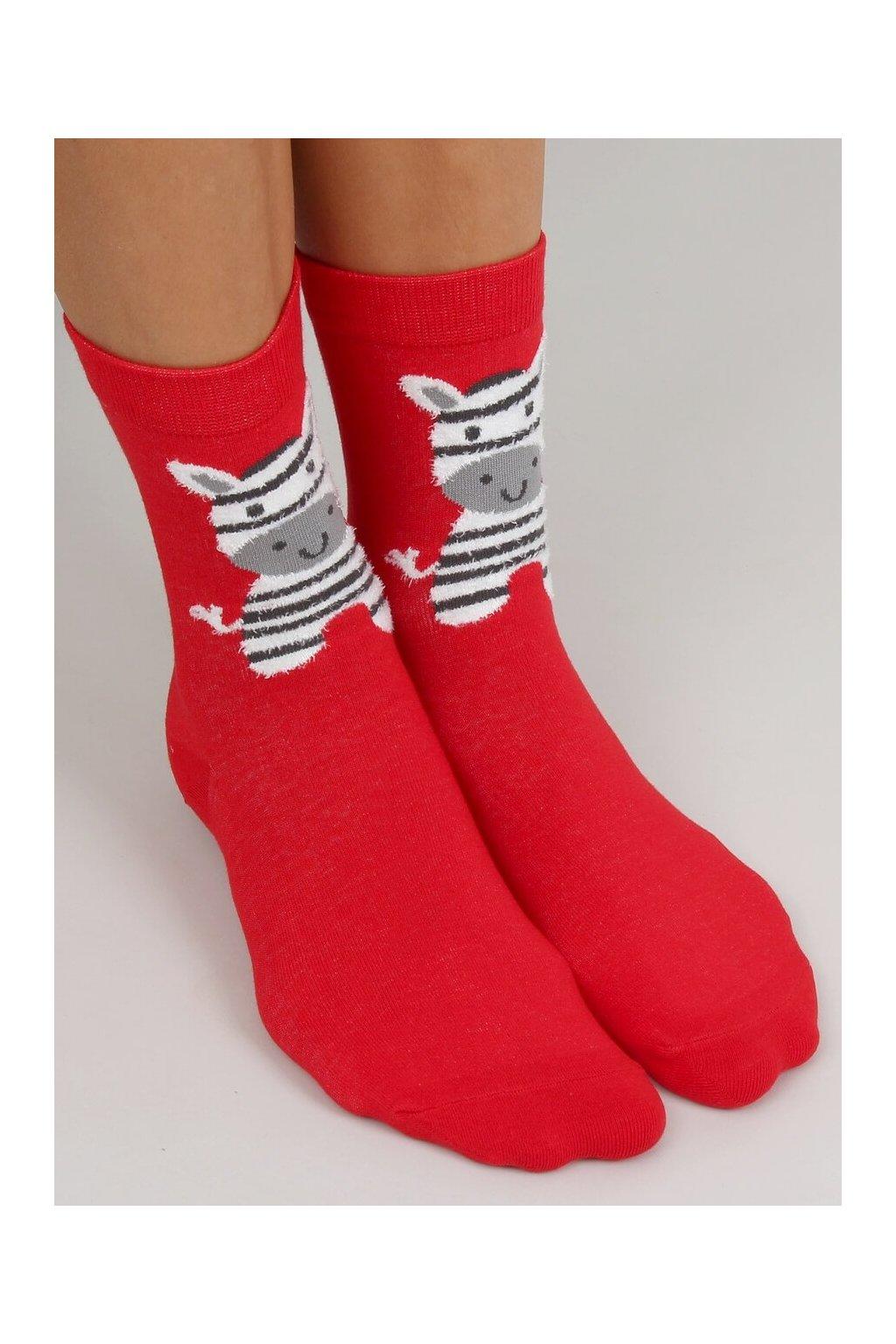 Damske ponožky viacfarebné SK-SN67