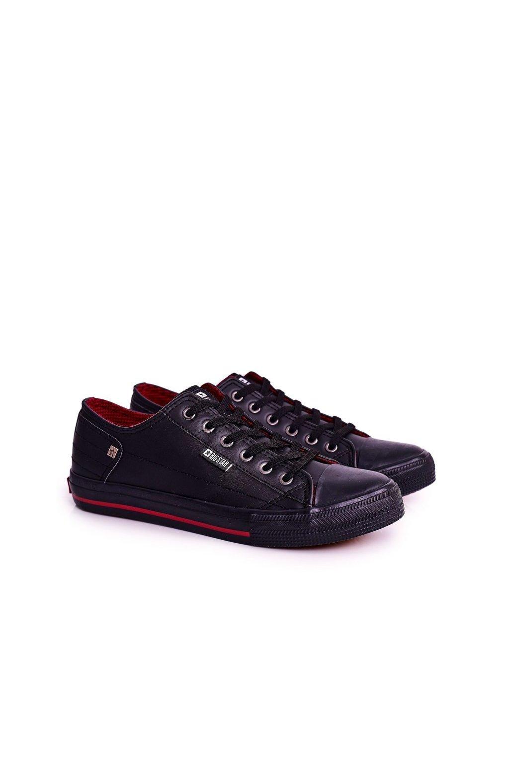 Čierna obuv kód topánok DD174259 BLK