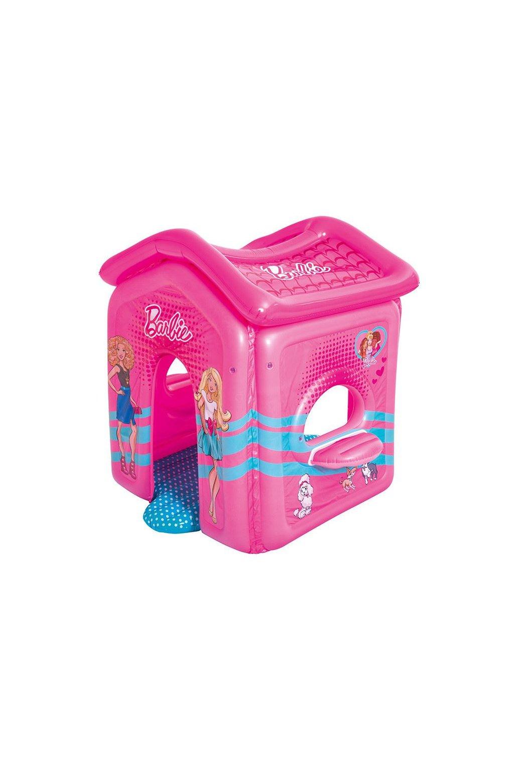 Detský nafukovací domček Bestway Barbie