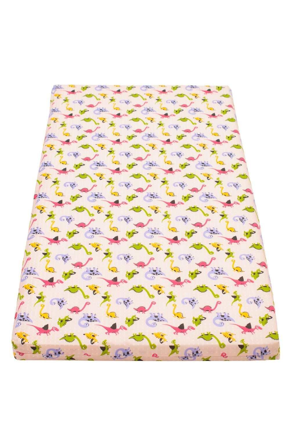 Detský matrac New Baby 120x60 molitan-kokos ružový rôzne obrázky